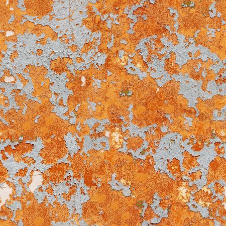Muster des rustikalen orange Schmutzmaterials. Nahtlose Beschaffenheit Standard-Bild - 87233040