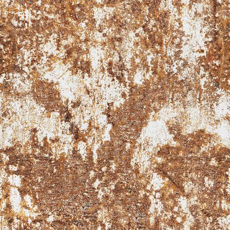 Alte gebrochene Farbe auf der Betonmauer. Nahtlose Textur Standard-Bild - 87233064