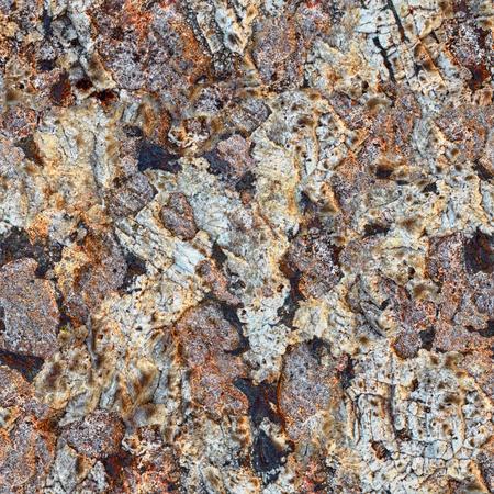 Nahtlose Beschaffenheit Oberflächenfelsen der Khibiny-Berge. Nahaufnahme Standard-Bild - 86895349