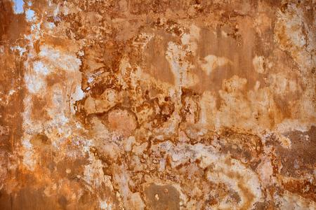 Beige Wand mit Form - Hintergrund. Schmutzbeschaffenheit Standard-Bild - 87255351