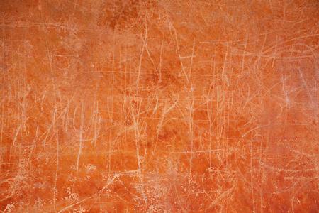 Scratched old dirty wall with unreadable inscriptions from Sigiriya, Polonnaruwa, Sri Lanka