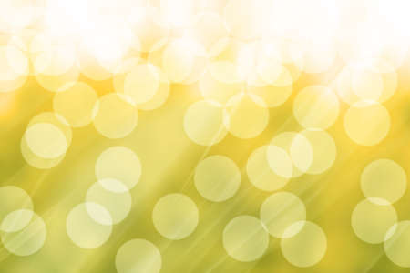 superimpose: yellow graphic abstraction from solar patches of light Stock Photo