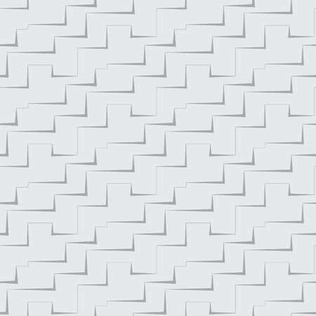 Vector seamless square abstract gray background with a pattern Vector