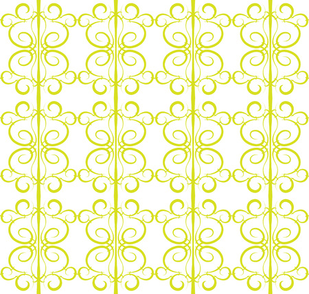 lattice: Seamless vector pattern in the form of forged lattice