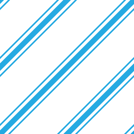 blue stripes: Seamless vector simple wallpaper. The diagonal blue stripes on a white background