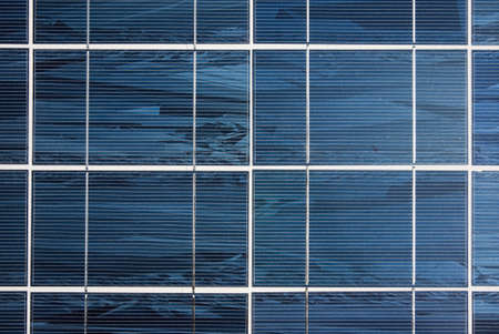 solar power plant: Close up of solar power plant panels.
