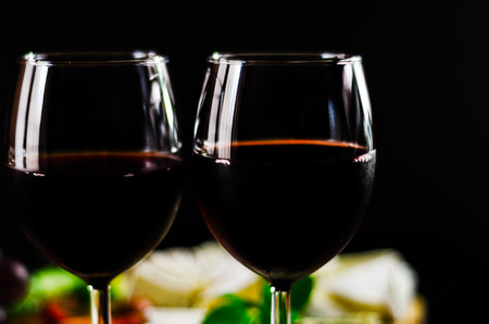 Delicious and healthy red wines