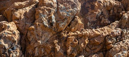 mineral material surface closeup with natural pattern for design and decoration,  texture rocks