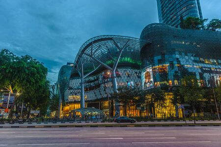 Ion Orchard, Singapore Editorial