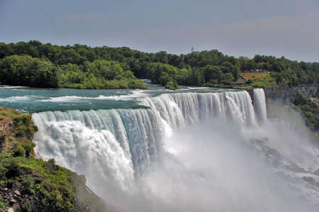 Niagara Falls State Park, United States of America Stock Photo - 14307746