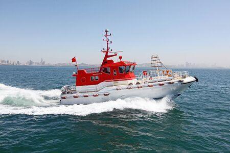 Speedboat Banco de Imagens