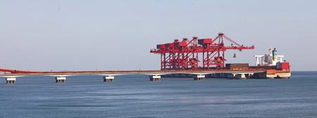 ore: Iron ore terminal