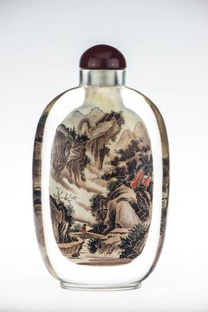 tabaco: Tabaco botella Foto de archivo
