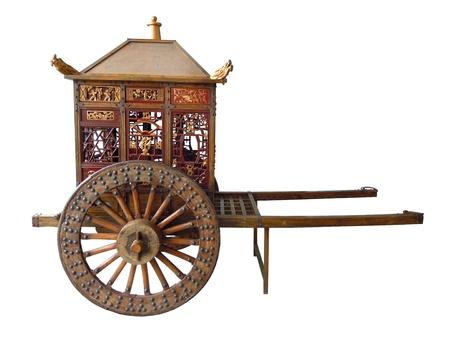 ancient tradition:  Carruaje