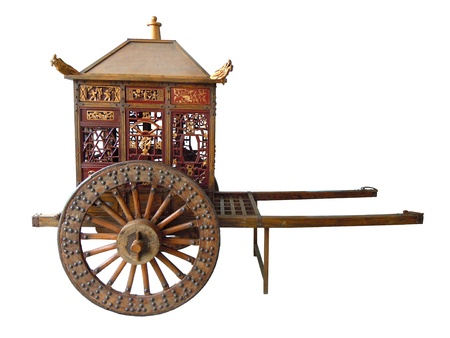 culture:  Horse-drawn carriage