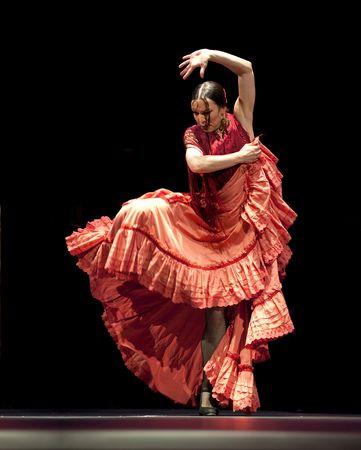 The best Flamenco Dance Drama : Carmen Stock Photo - 8151486
