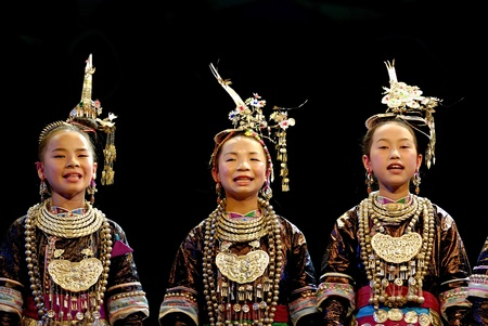 CHENGDU - MAY 23: the famous folk music  Stock Photo - 8321820