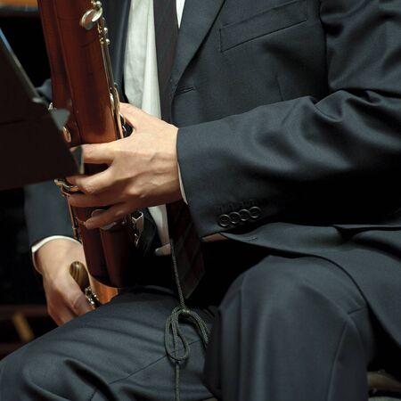 fagot: fagocista na koncert chamber music Publikacyjne