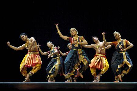 Danza India de folk