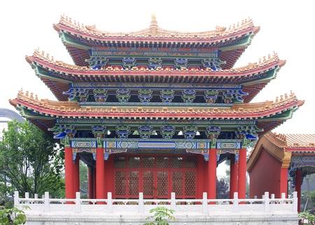 China element - wonderful building : pavilion photo