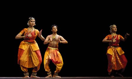 Indian folk dance