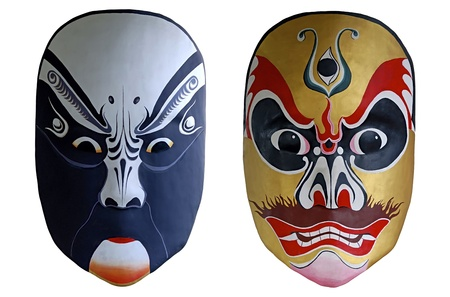 collection of the best chinese traditional opera facial painting photo