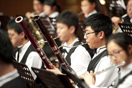 fagot: bassoon boy