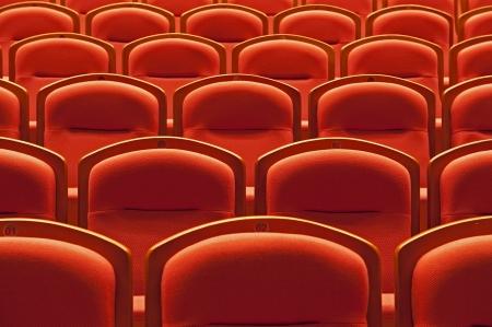 theater seats photo