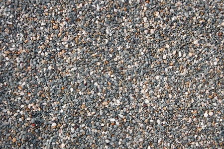 A lot of small multicolored mineral stones as a background Stock Photo - 9069789