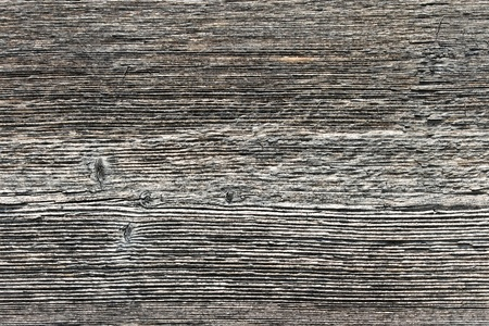 Details of structure of old wooden cutting board. Close Up