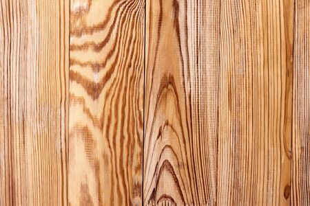 Wooden shield with vertical parallel boards have contrasting annual rings texture Stock Photo - 17997441