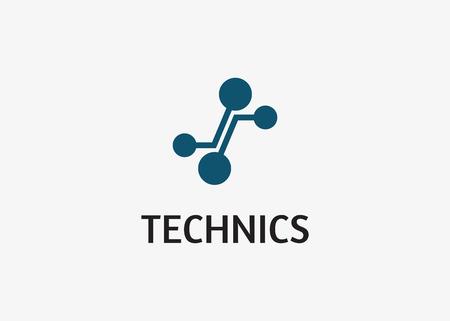 abstract template: Vector logo design template. Icon illustration. Universal creative symbol.