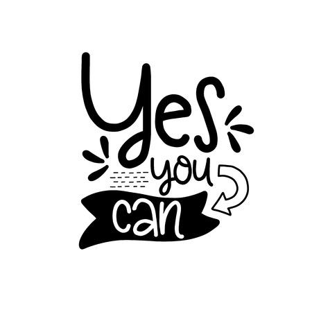 eslogan: tarjeta de la tipografía creativa