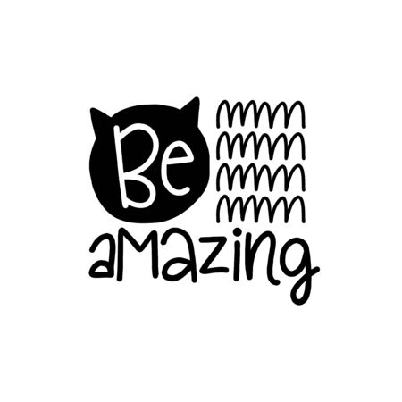 Creative typography card