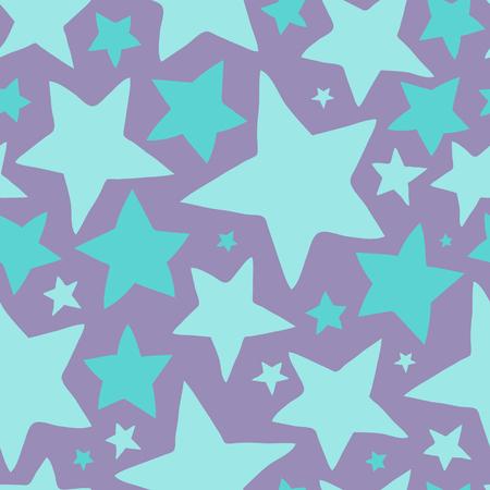 Seamless creative pattern.