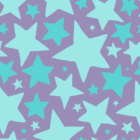 Seamless creative pattern.