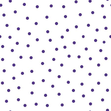 Naadloze vector patroon. Geometrische achtergrond met cirkels. Ontwerp voor prints en posters. Vector Illustratie