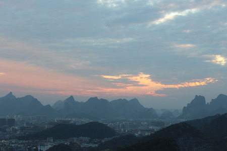 timelapse: Guilin scenery