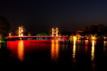 guilin: Guilin Night Stock Photo