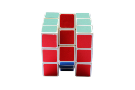 dislocation: Cubo de rubik