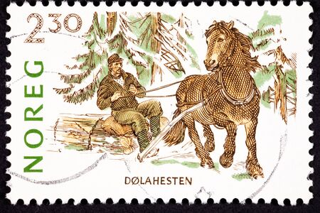 philatelic: Dales Ponies are known for strength and endurance, often used as pack horses.