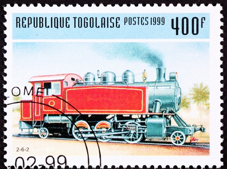 commemorative: Old Railroad Steam Engine Locomotive. Made by H.K. Porter