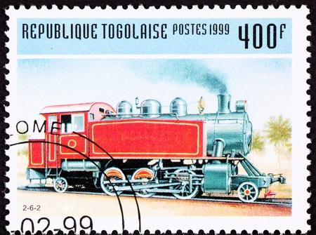 hk: Old Railroad Steam Engine Locomotive. Made by H.K. Porter