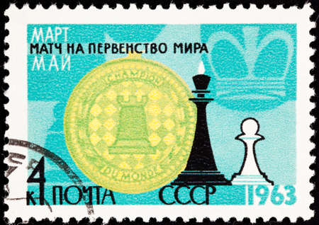 King and pawn chess pieces.