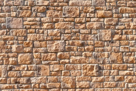 Mur de Pierre Banque d'images - 9273356