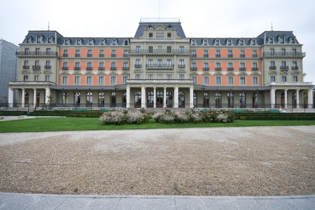 wilson: Palais Wilson in Geneva, Switzerland.  The Office of the United Nations High Commissioner for Human Rights has its offices here.  Formerly home to the League of Nations and named after American President Woodrow Wilson.  Second Empire Style architecture.
