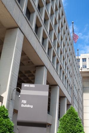 fbi: J. Edgar Hoover Building, si�ge du FBI, � Washington DC
