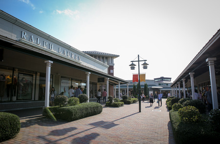 Gotemba Premium Outlet, Japan