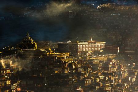 buddhist: Seda five Buddhist College