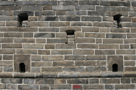 Background texture of the stone wall photo